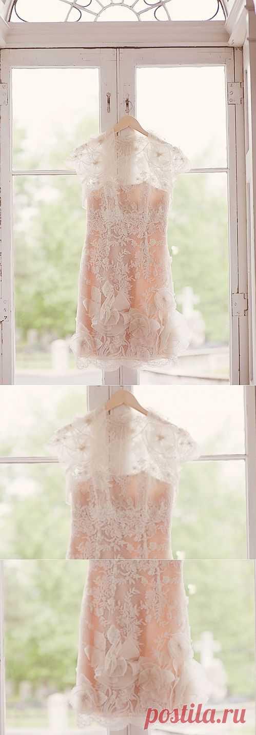 Платье с красивым декором / Нарядно / Модный сайт о стильной переделке одежды и интерьера