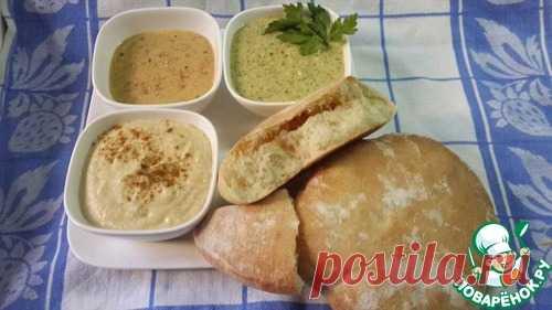 Кунжутная паста - кулинарный рецепт