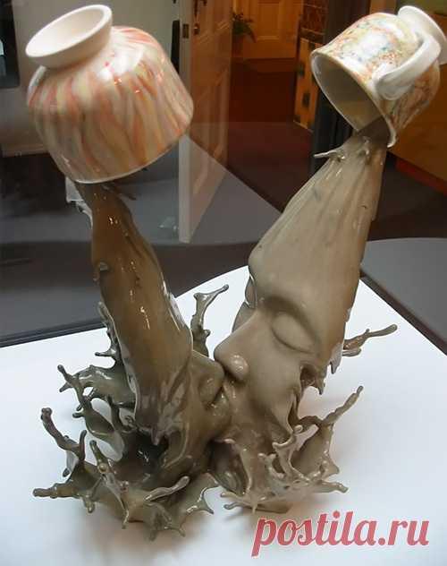 Для вдохновения! :) (Другие работы скульптора Johnson Tsang по клику на картинку).