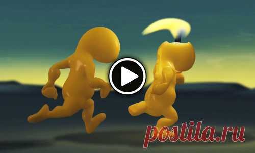 Невероятное умение показать всю жизнь в пятиминутном ролике.