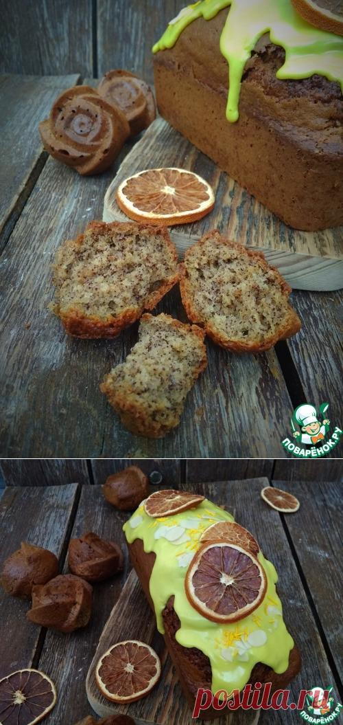 Банановый кекс – кулинарный рецепт