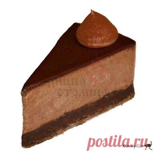 Трюфельный торт. Фото из интернета.