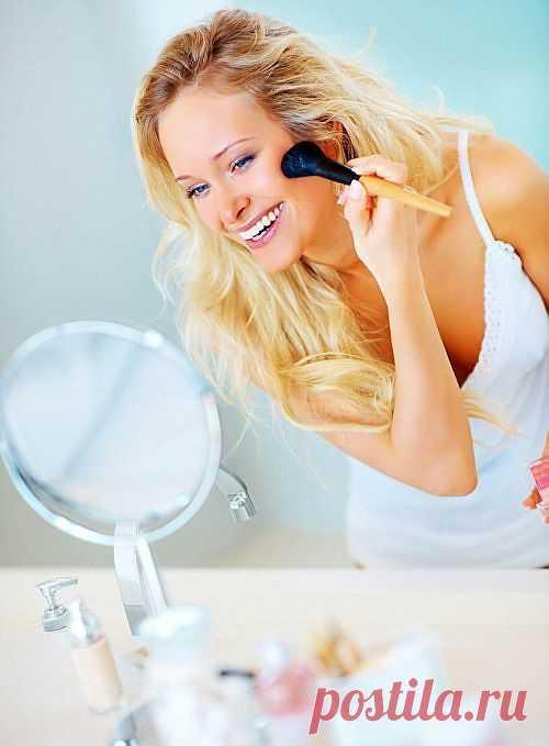 (+1) - Как помолодеть на 10 лет с помощью макияжа | КРАСОТА И ЗДОРОВЬЕ