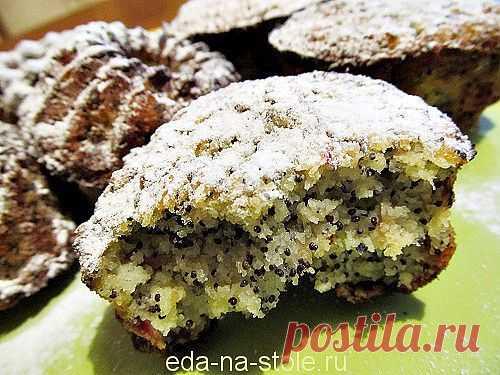 Рецепт вкусного кекса | Еда на столе