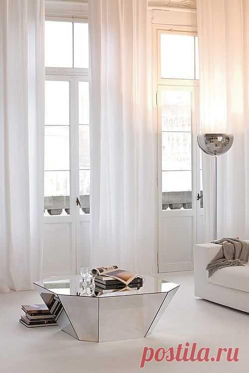 Зеркальный столик / Мебель / Модный сайт о стильной переделке одежды и интерьера