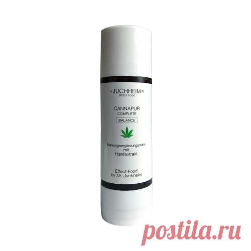CannaPur Complete   Dr. Juchheim   Cosmetics & Effect-Food