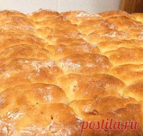 Вкуснейшее сдобное тесто для духовых пирожков