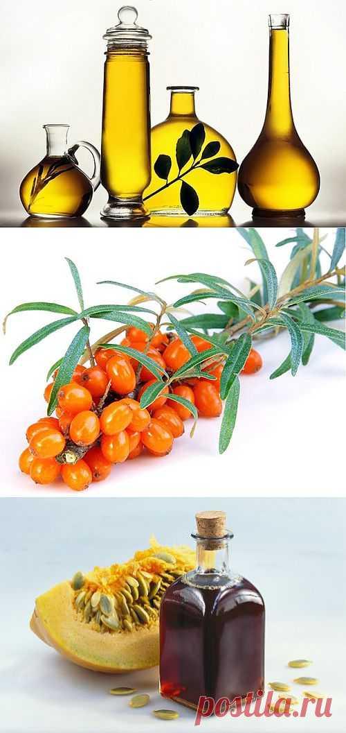 Натуральные масла в косметических целях | Портал о моде и стиле Look.tm