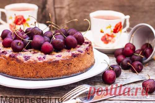 Постный пирог с вишней Тайм-менеджмент на кухне: как сохранить время, силы, деньги и всех вкусно накормить