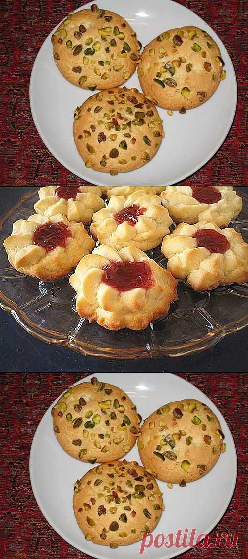 Необычайно вкусное восточное печенье - рецепты приготовления..