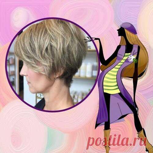 Самые востребованные стрижки этого года, которые подходят для волос разного типа | модница | Яндекс Дзен