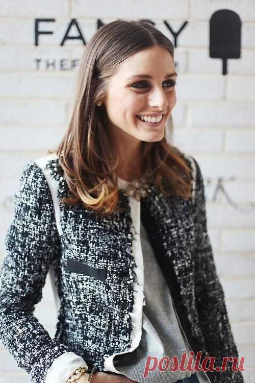 Жакет Оливии Палермо / Жакеты / Модный сайт о стильной переделке одежды и интерьера