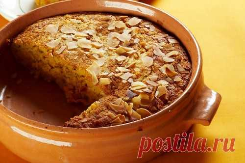 Pudding from pumpkin with apples the recipe – pastries and desserts