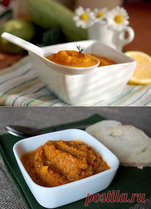 Кабачковая икра – делаем на зиму любимую закуску / Простые рецепты