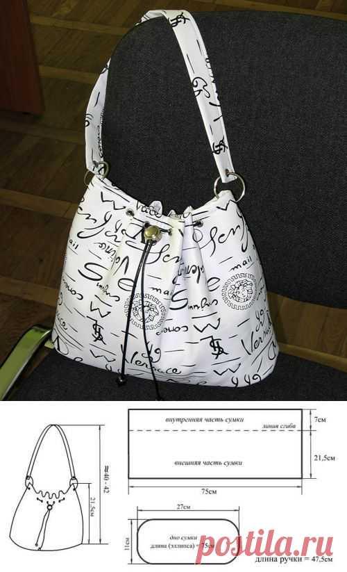36c2eeec8b50 сделать сумку - Самое интересное в блогах | ВЫКРОЙКИ СУМОК | Постила