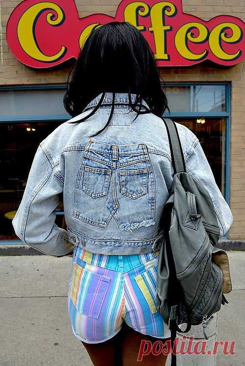 Это что вообще такое?! / Креатив / Модный сайт о стильной переделке одежды и интерьера