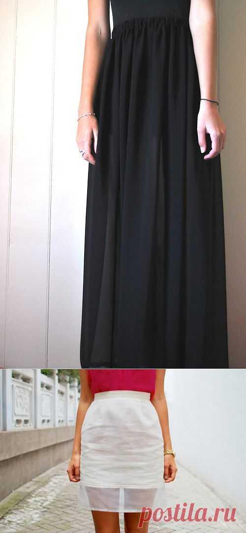 Модные юбочки / Шитье / PassionForum - мастер-классы по рукоделию
