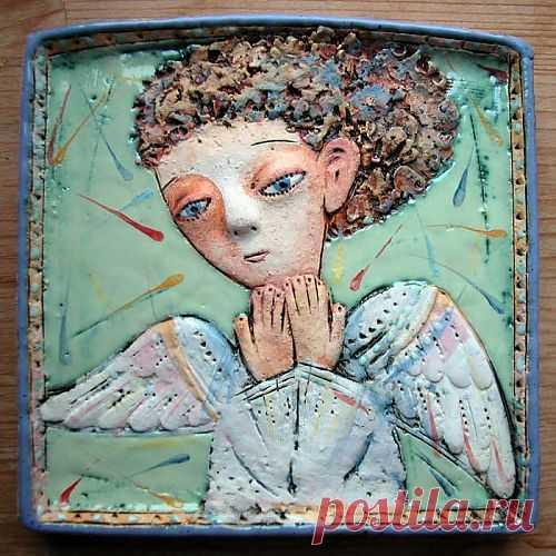 Ася Николаева-керамика
