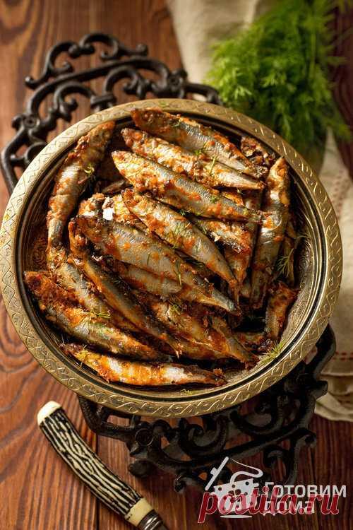 Рыбка в Духовке за 10 минут ❤️ Быстрый ужин ❤️ Мойва в духовке | Готовим дома | Яндекс Дзен