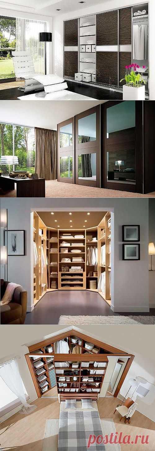 Дизайн шкафов: выбираем шкаф правильно