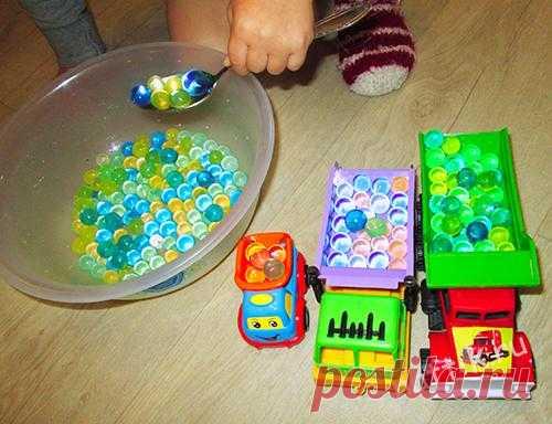 Игры с водой дома
