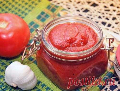 Рецепты домашнего кетчупа / Простые рецепты