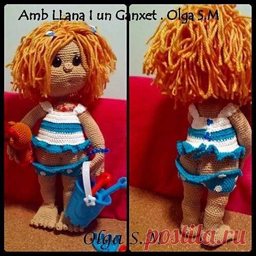 онлайн куколка Lia от Olga Sm норка хомячка вконтакте