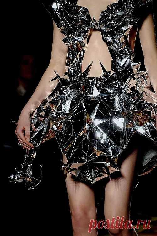 Жесть! / Креатив / Модный сайт о стильной переделке одежды и интерьера