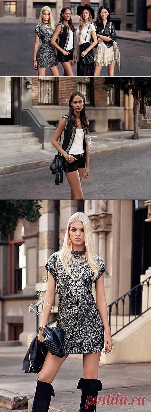 """""""The New Icons"""" H&M / Лукбуки / Модный сайт о стильной переделке одежды и интерьера"""