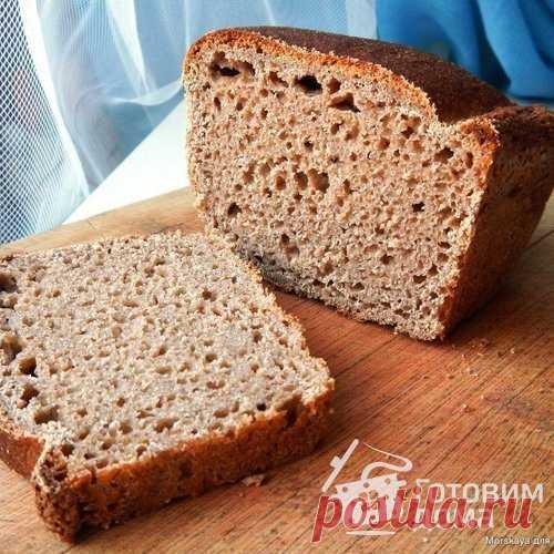 Хлеб эстонских хуторян. Ржаной - пошаговый рецепт с фото на Готовим дома