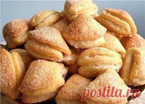 ¡Las galletas tiernas caseosas!