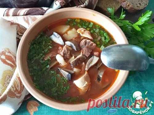 Похлебка старомосковская – кулинарный рецепт