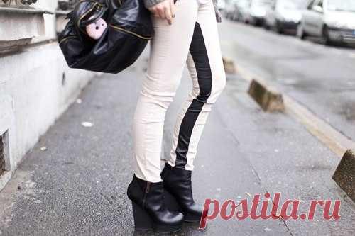 Как расширить брюки! / Брюки / Модный сайт о стильной переделке одежды и интерьера