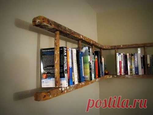 Instead of purchase of new things for the apartment, present it a second wind thanks to these ingenious receptions!