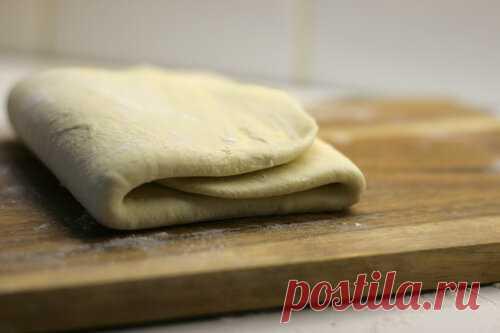 Слоеное тесто - Чадейка