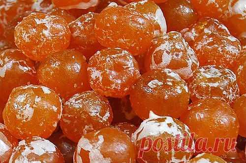 Цукаты из абрикосов в домашних условиях на зиму - рецепты