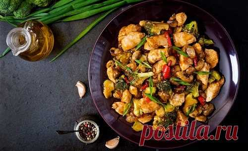 Курица Терияки с овощами – 5 рецептов в соусе (с фото)