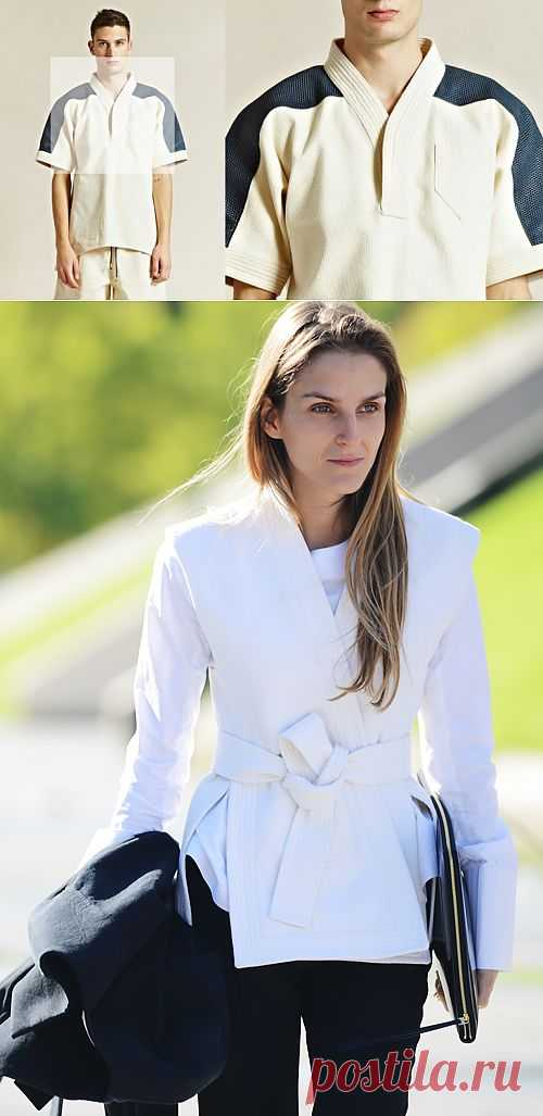 Кимоно рулит / Тенденции / Модный сайт о стильной переделке одежды и интерьера