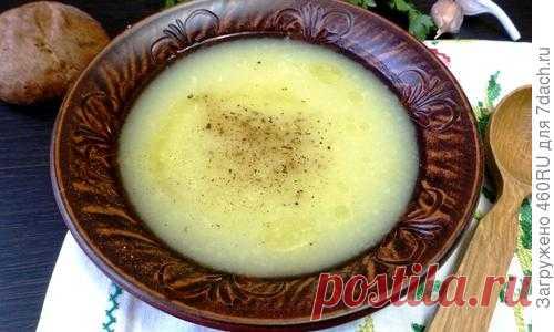 Бабушкин суп - пошаговый рецепт приготовления с фото