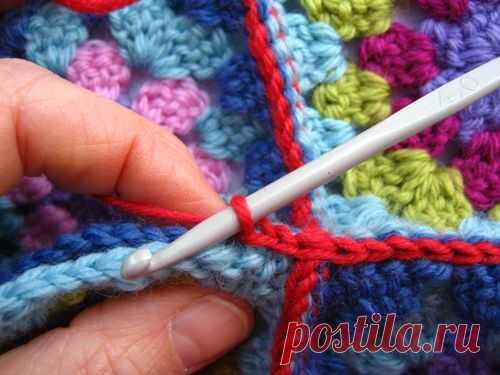 Пошаговый самоучитель вязания крючком. Урок 18    Урок 18  ПОШАГОВЫЙ САМОУЧИТЕЛЬ ВЯЗАНИЯ КРЮЧКОМ.. ОГЛАВЛЕНИЕ