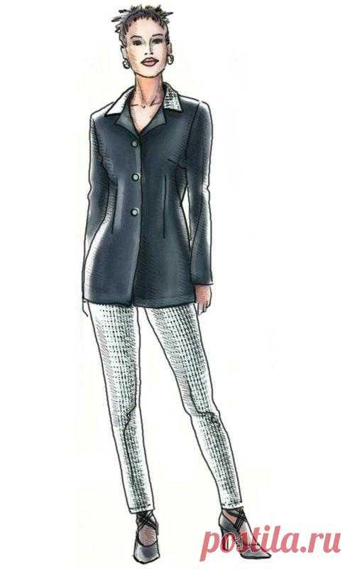 Выкройки на индивидуальные размеры   Fashion, One shoulder