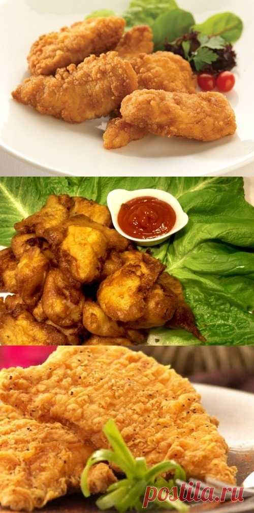 Курица в кляре – домашнее объедение (для получения рецепта нажмите на картинку)