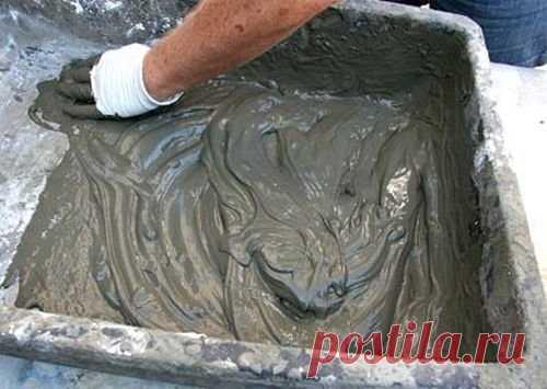 """Самый простой и дешевый """"дедовский способ"""" улучшить качество цементных растворов.   мастер на все руки   Яндекс Дзен"""