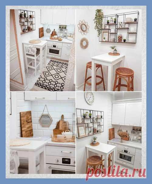 Все о дизайне интерьера Просто невероятная кухня с огромным количеством деталей!