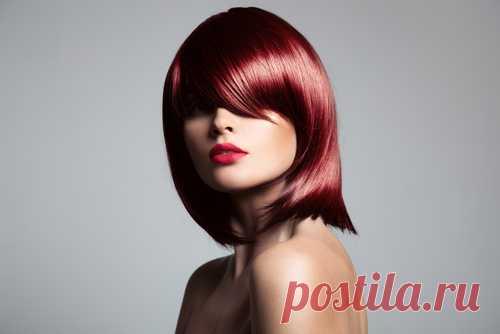 Маска для получения глянцевых красных цветов волос и глубокого кондиционирования - Полезные советы красоты