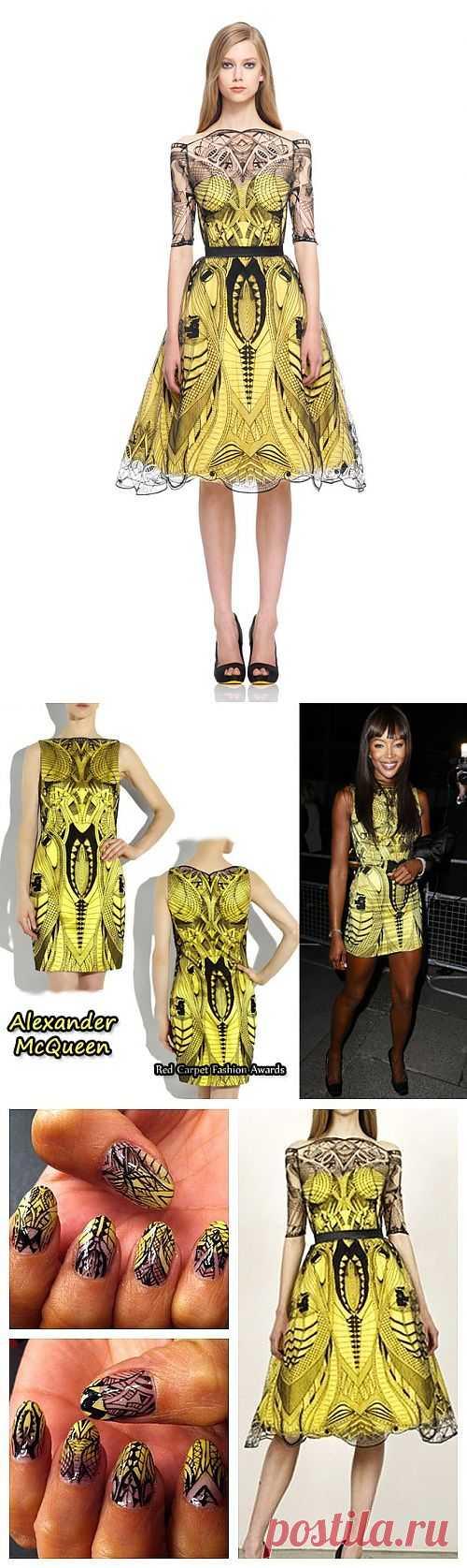 Шикарное платье... / Вещь / Модный сайт о стильной переделке одежды и интерьера