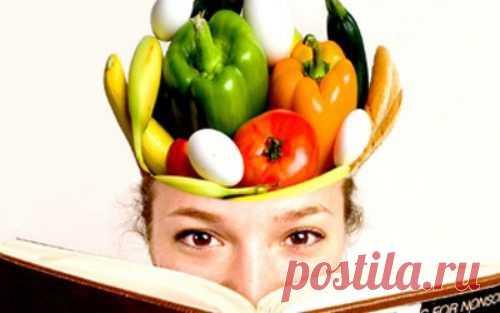 Полезные продукты для улучшения памяти / Будьте здоровы