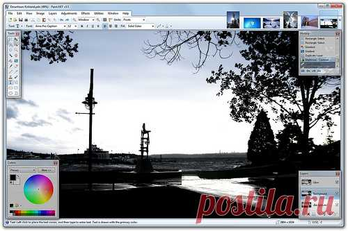 - download Paint.Net 4.0.17 the free graphic editor