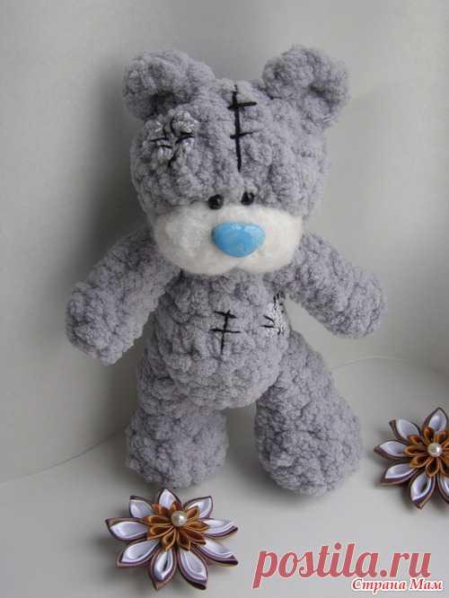 Teddy вязанный крючком