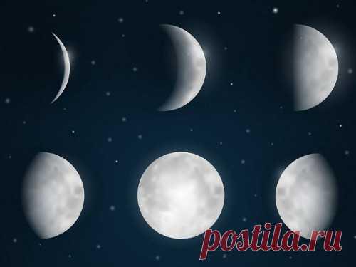 Как разные фазы Луны влияют наэнергетику человека иудачу вделах Луна постоянно переходит изодной фазы вдругую: сначала она растет, потом становится полной, затем убывает, ипроисходит Новолуние. Астрологи расскажут вам отом, как это влияет нанашу энергетику иудачу.